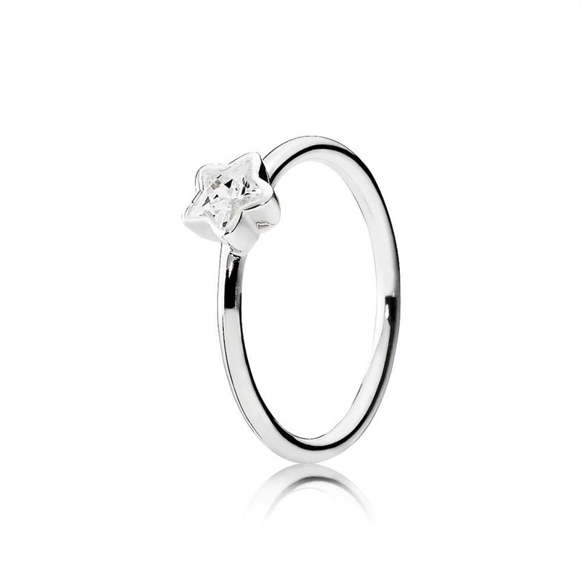 Pandora Starshine Solitaire Ring 190977CZ